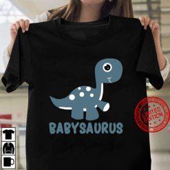 Babysaurus Rex Onesie Baby Saurus Dinosaur Babysaurus Infant Women T shirt