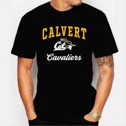 Calvert High School Cavaliers Premium C3 Men T Shirt
