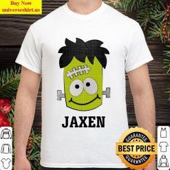 Frankenstein Jaxen Halloween Classic Men T Shirt