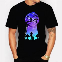 Not All Who Wander Are Lost – Alice In Wonderland Men T Shirt