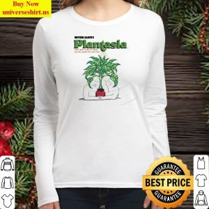 Plantasia Women Long Sleeved T Shirt