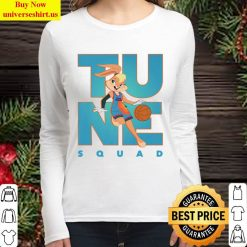 Space Jam A New Legacy Tune Squad Lola Premium Women Long Sleeved T Shirt