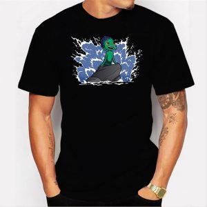The little sea monster Men T Shirt