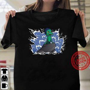 The little sea monster Women T shirt
