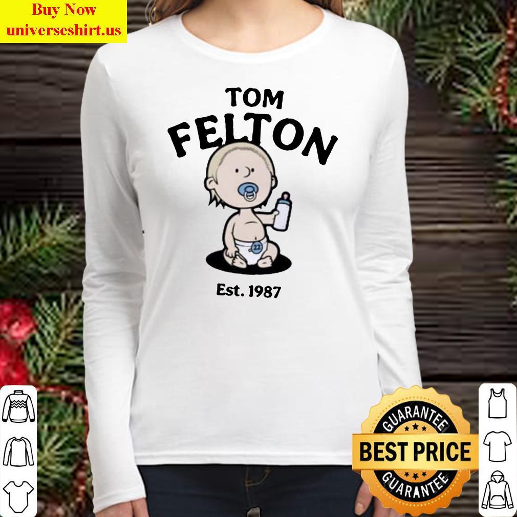 Baby Tom Felton Tee T-Shirt Long Sleeved Shirt