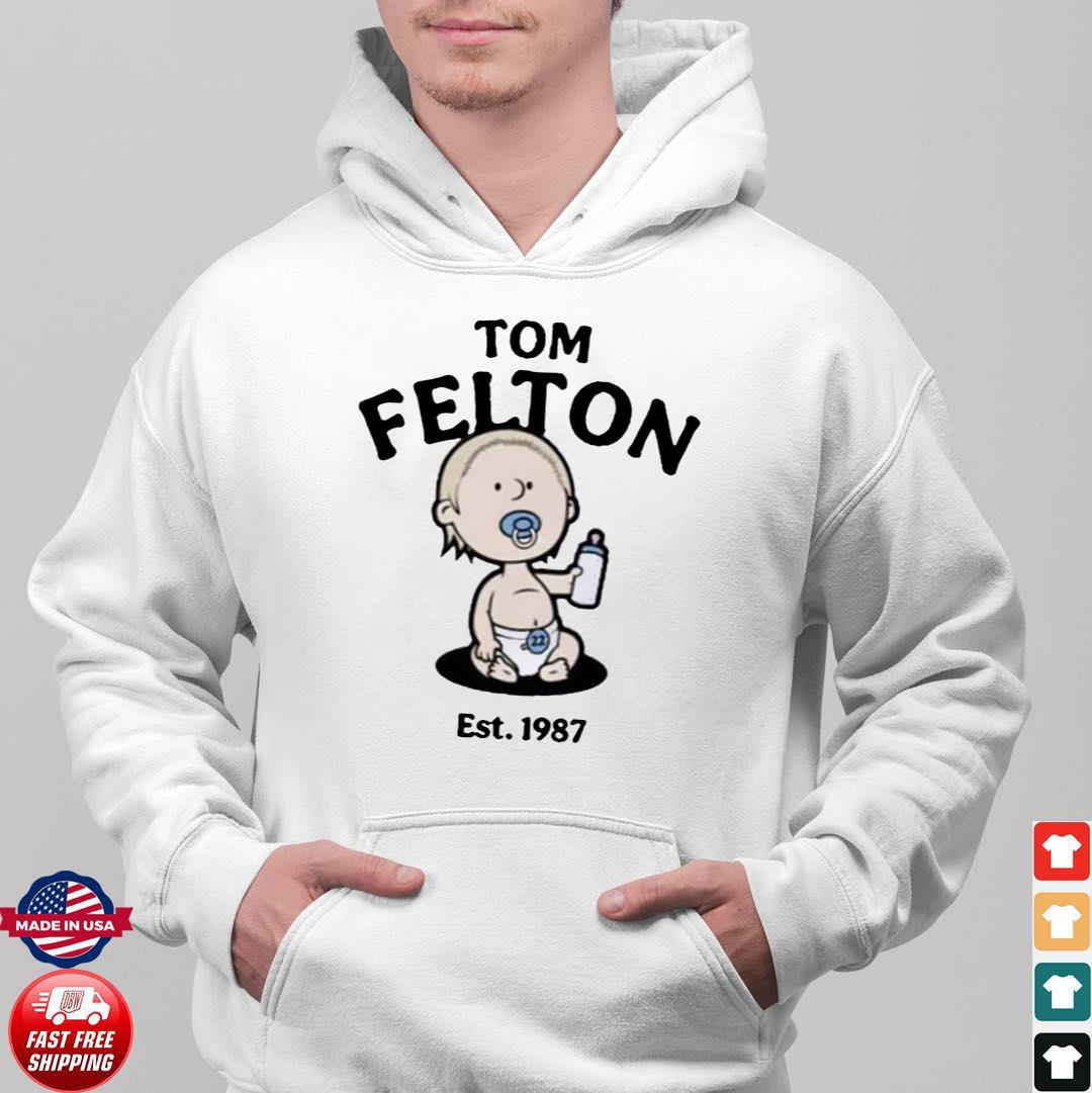 Baby Tom Felton Tee T-Shirt Unisex Hoodie