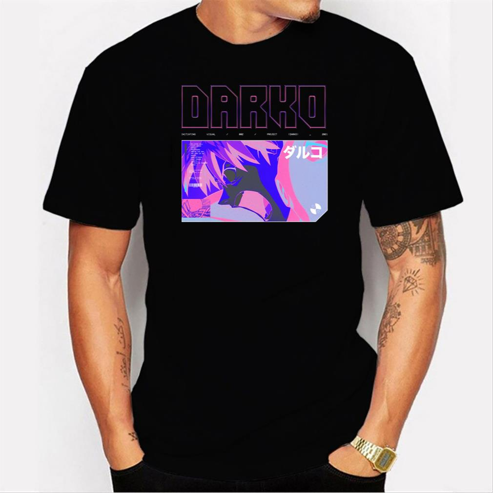 darko us merch men t shirt