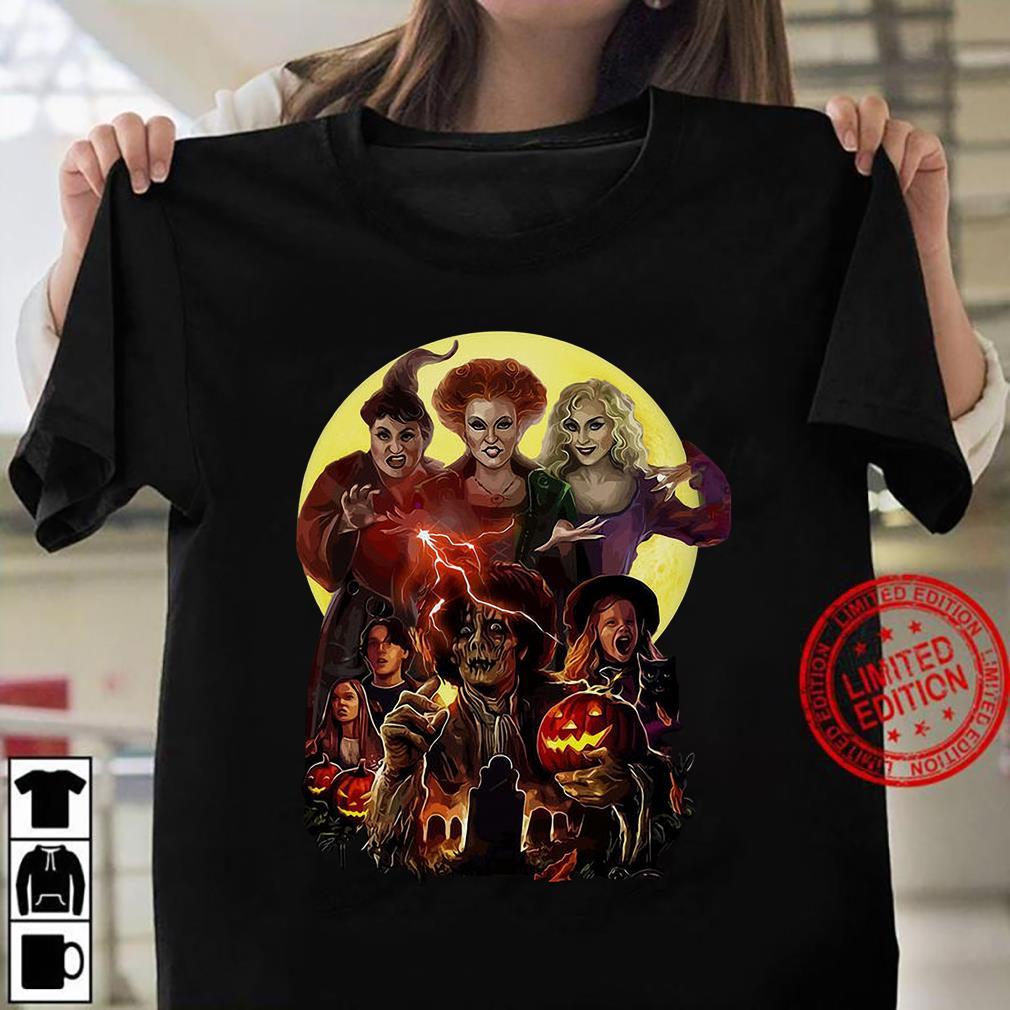 My Friends On This Year's Halloween Pumkin Tee T-Shirt Women T-shirt