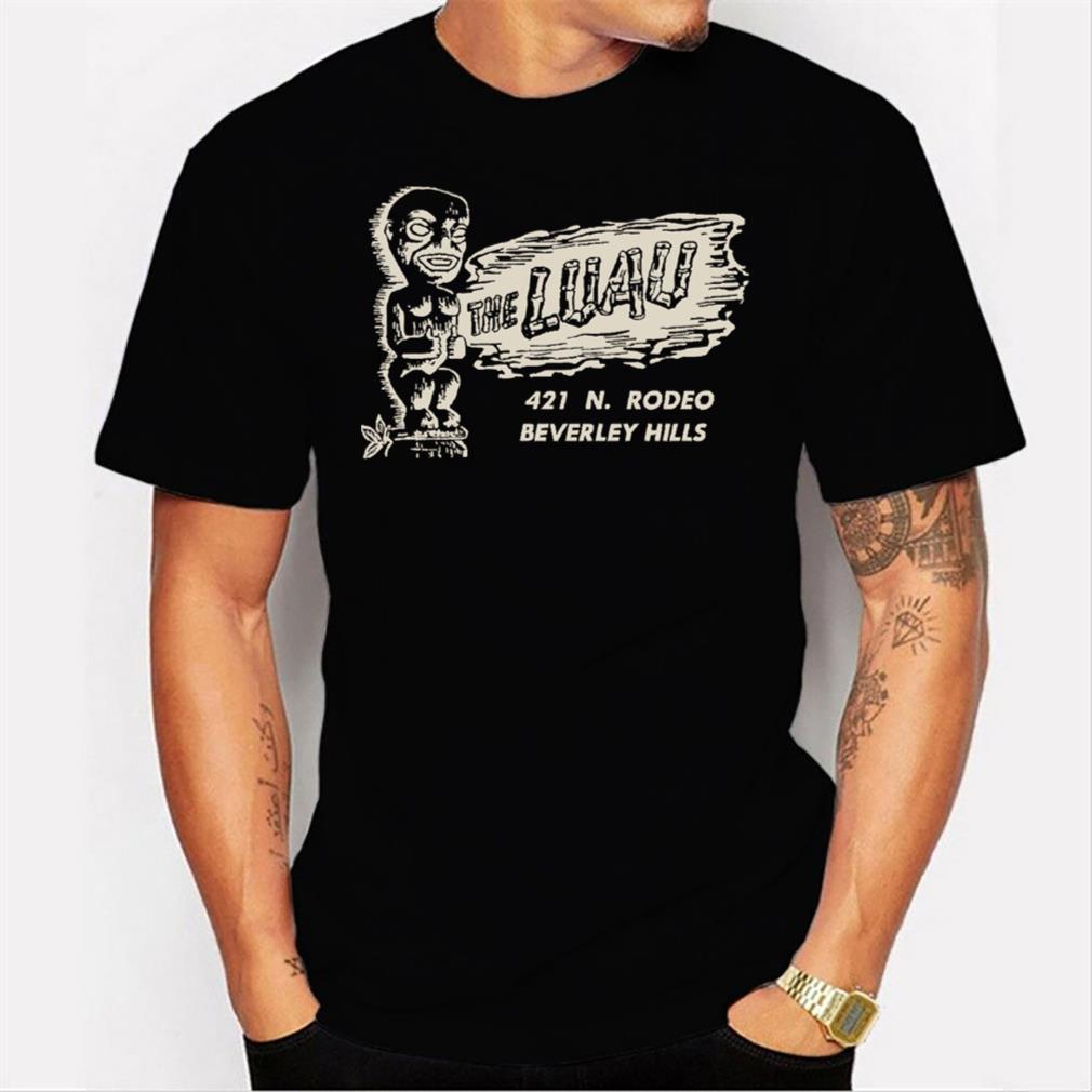 the luau men t shirt